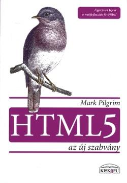 HTML5 az új szabvány