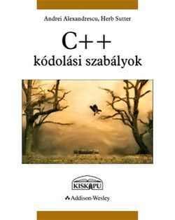 C++ kódolási szabályok